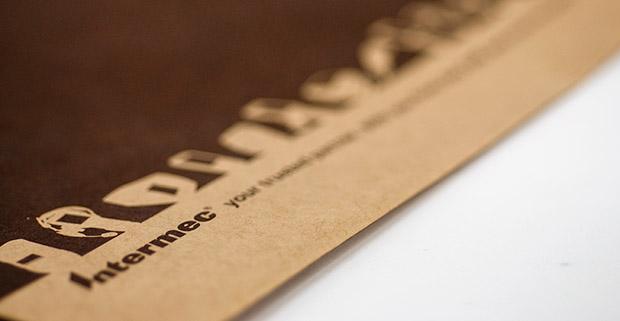 Kraft Paper Envelope Scanagraphic Print And Design
